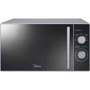 Midea 20L Solo Microwave (MM820CJ9-PM BLACK)