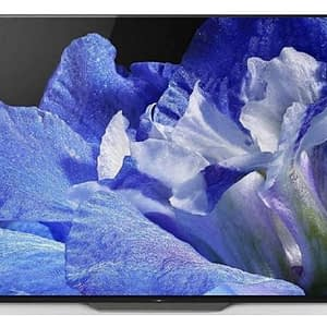 Sony 65 Inches 4K UHD Android OLED TV- KD-65A8GA AF1 OLE
