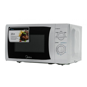 Midea 20L Microwave with Grill (MG720CFB-PM)