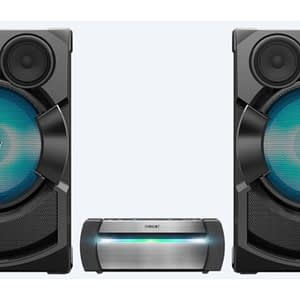 Sony Shake-x70d Three Box High Power Audio System With Lighting Effects And Party