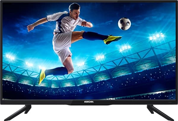 Bruhm 32 Inches HD LED Television + Free Wall Bracket(BFP-32LEW)