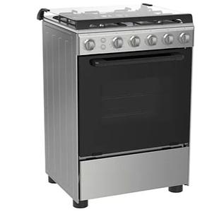 Midea 60 X 55cm 4 Burner Gas Cooker (24BMG4G058 )