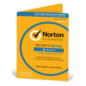 Norton Security Deluxe 2019 | 3 Devices