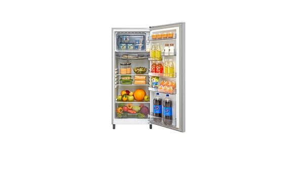 Midea Single Door 181 ltre Refrigerator - 235L