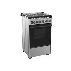 Midea 4 Burner Gas Cooker Black -20BMG4G007-S