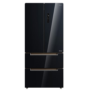 Midea 500 Litre 4 Door Refrigerator with Inverter Compressor (HQ-692WEN)