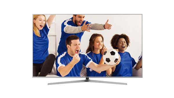 Bruhm 65'' 4K UHD Smart TV+ Netflix, YouTube APP + Free Wall Bracket (BFP-65UHDBR)