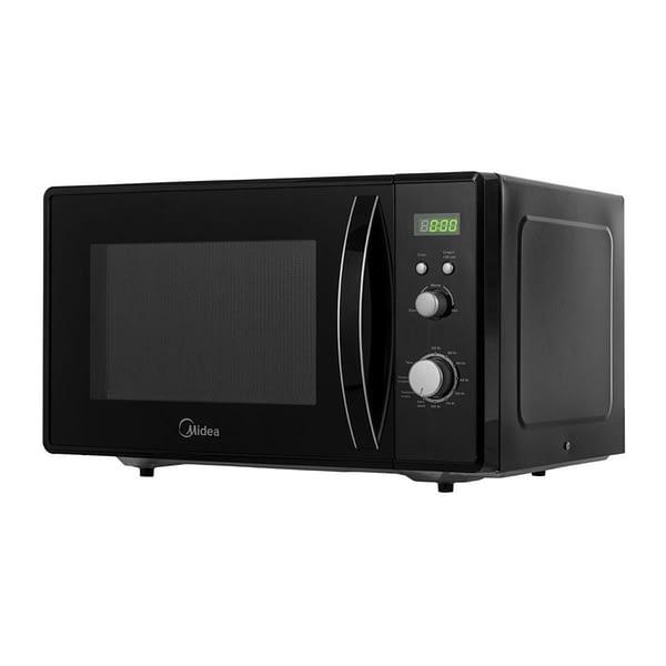 Midea 23L Solo Microwave (AM823AM9-BLACK)