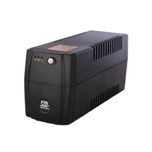 Mercury Elite 650pro UPS- Black