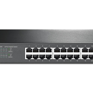 TP link 24 port 10/100 unmanaged network switch