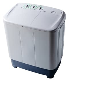 Midea 6KG Twin Tub Semi-Automatic Washing Machine (MTA60-P1001S)