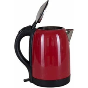 Midea 1.7L Stainless Steel Kettle - MK-SJ1703-RED