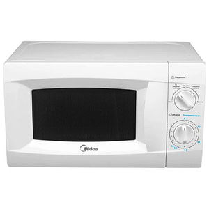 MIDEA MICROWAVE OVEN-MM720CKE-PM WHITE