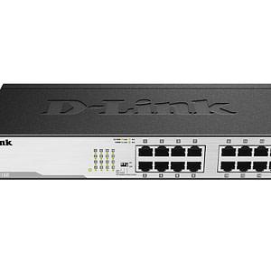 Dlink 16 port Gigabyte switch 100/1000
