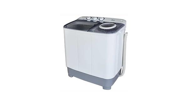 10kg Twin Tub Washing Machne-MIDEA-MWM-MTE100-P1102- 10KG