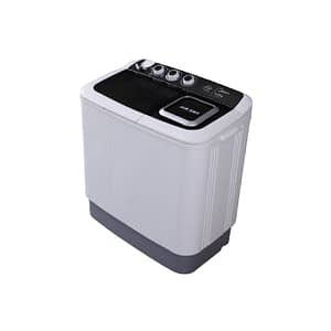 Midea 6kg Twin Tub Washing Machine - MTA60-P1001S