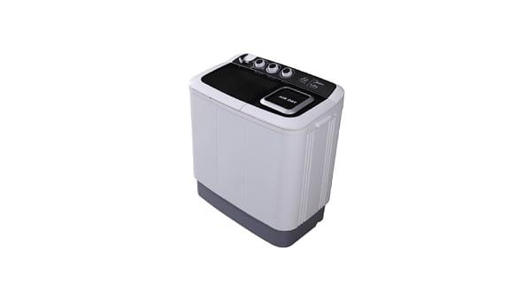 Midea 6kg Twin Tub Washing Machine - MTA60-P1001S